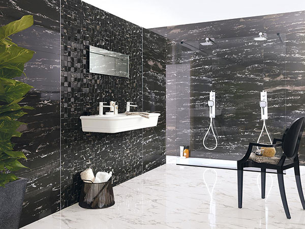 Cool-porcelanosa-mosaic-ceramic-wall-port-black-luxury-spain-tile-for-modern-bathroom-black-and-white-bathroom-design-and-decoration