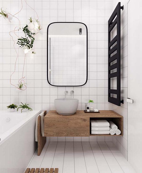 Bí quyết chọn mẫu gạch ốp tường nhà tắm đẹp bạn cần biết 10