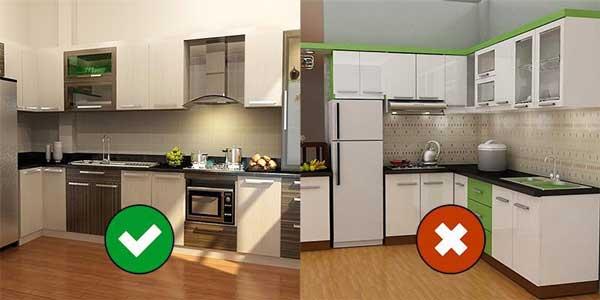 5 mẹo phong thủy nhà bếp không thể bỏ qua để thu hút tài lộc 1