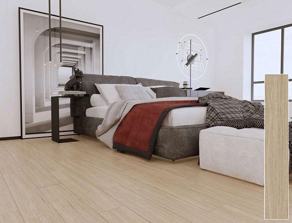 Tổng hợp các mẫu gạch lát nền phòng ngủ vân gỗ đẹp miễn chê 1