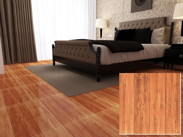 Tổng hợp các mẫu gạch lát nền phòng ngủ vân gỗ đẹp miễn chê 2