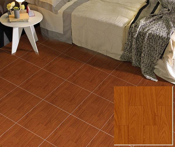 Tổng hợp các mẫu gạch lát nền phòng ngủ vân gỗ đẹp miễn chê 4