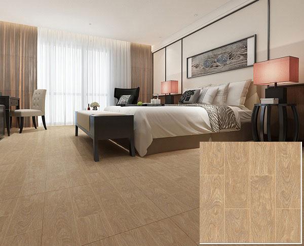 Tổng hợp các mẫu gạch lát nền phòng ngủ vân gỗ đẹp miễn chê 7