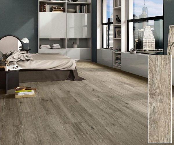 Tổng hợp các mẫu gạch lát nền phòng ngủ vân gỗ đẹp miễn chê 9