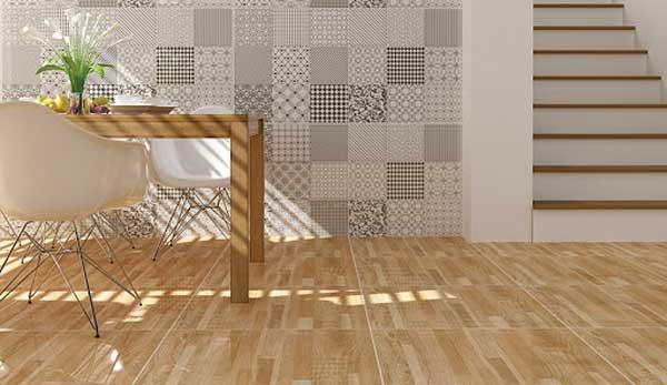 Báo giá những mẫu gạch lát nền phòng ngủ giả gỗ đẹp và ấn tượng 2