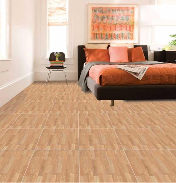 Báo giá những mẫu gạch lát nền phòng ngủ giả gỗ đẹp và ấn tượng 3