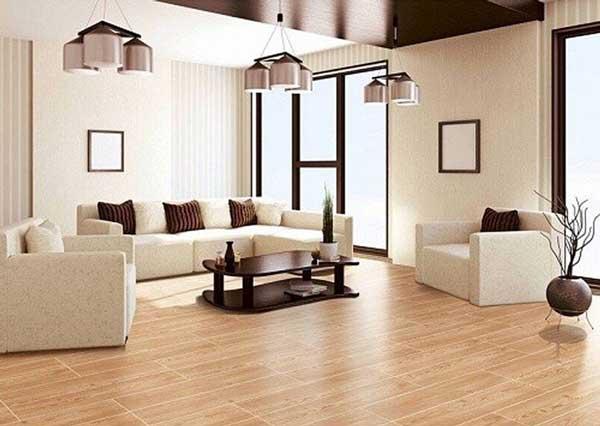 Lựa chọn gạch lát nền giả gỗ phù hợp với từng không gian 1