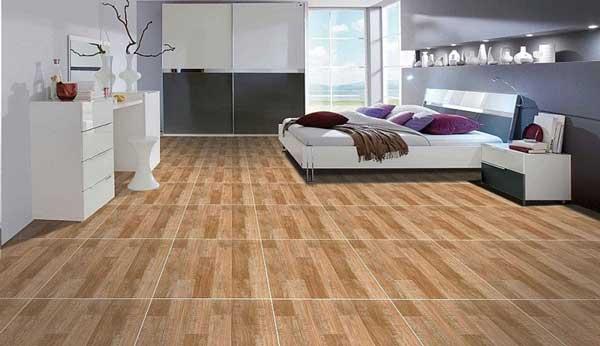 Lựa chọn gạch lát nền giả gỗ phù hợp với từng không gian 2
