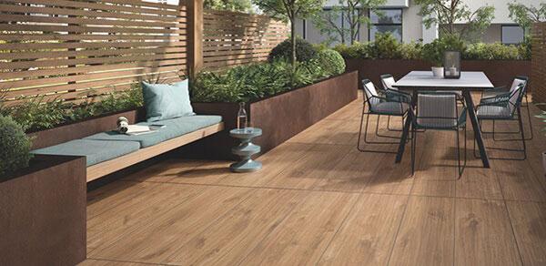 BST các mẫu gạch lát nền giả gỗ ngoài trời đẹp xuất sắc 2021 3