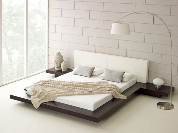 Các mẫu phòng ngủ kiểu Nhật đẹp không thể bỏ qua 1