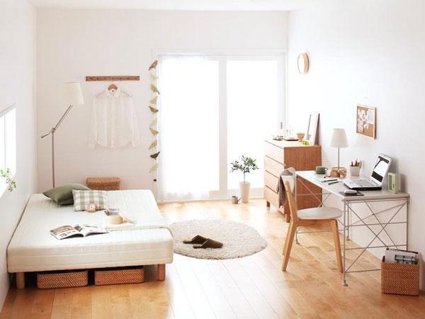 Các mẫu phòng ngủ kiểu Nhật đẹp không thể bỏ qua 5