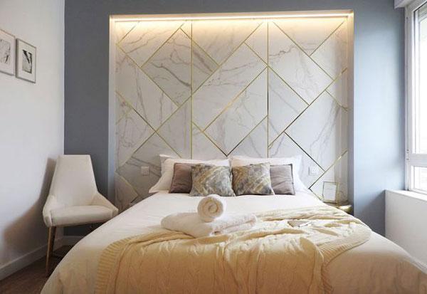 Chọn gạch ốp tường phòng ngủ nhỏ như nào cho chuẩn? 1