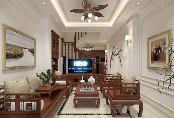 Phòng khách nhà ống và những thiết kế CỰC ẤN TƯỢNG 4